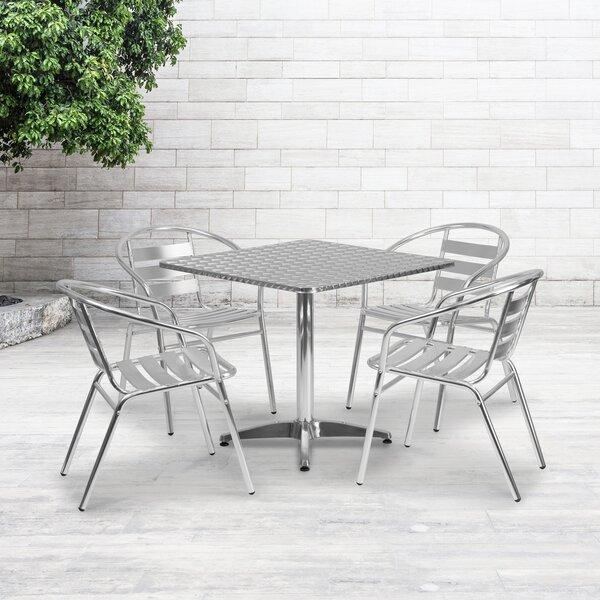 Imboden Patio Dining Set by Zipcode Design