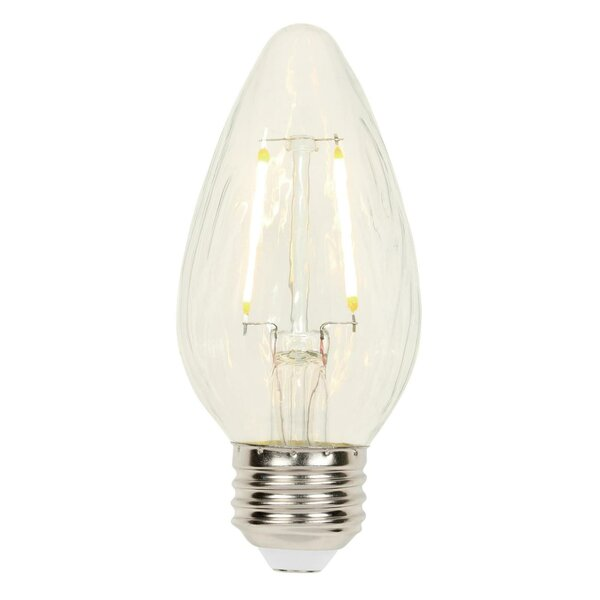 2.5W E26 Dimmable LED Candle Light Bulb by Westinghouse Lighting