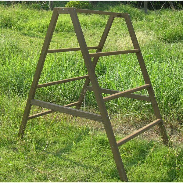 Denslowe Portable A-Frame Roosting Ladder by Coops & Feathers