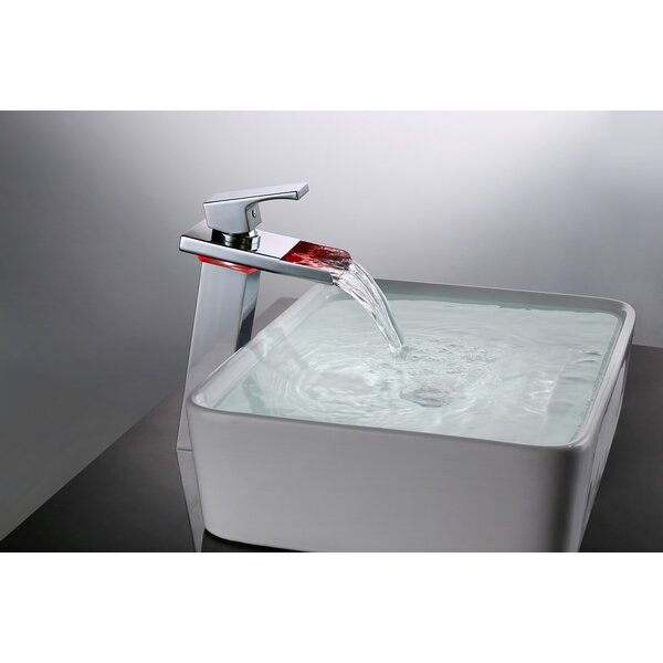 Single Hole Vessel Faucet by Sumerain International Group