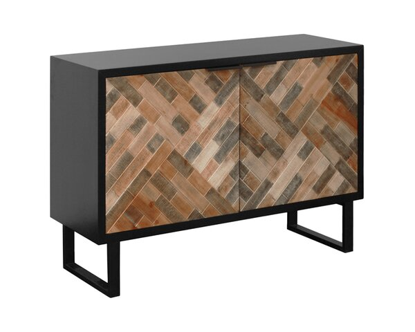 Nancy Metal Credenza by Foundry Select