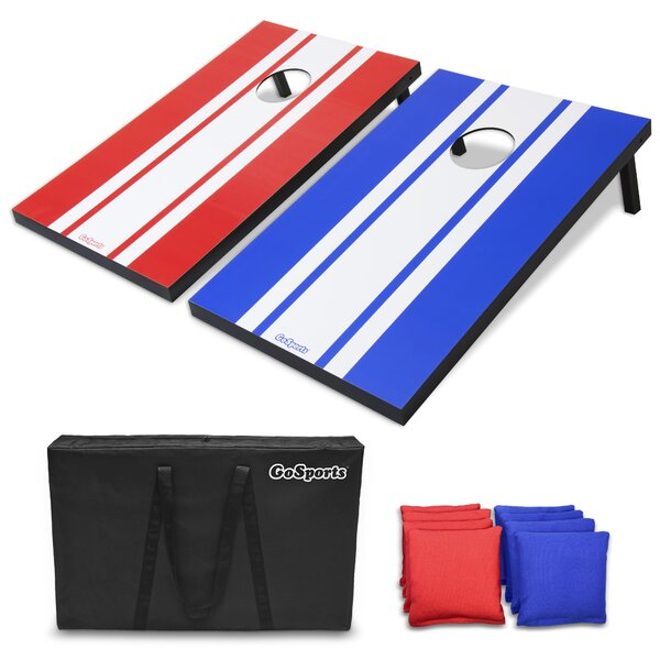 11 Piece Cornhole Set by GoSports