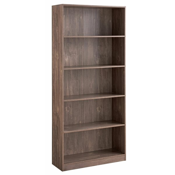 Southard Wooden Standard Bookcase By Foundry Select