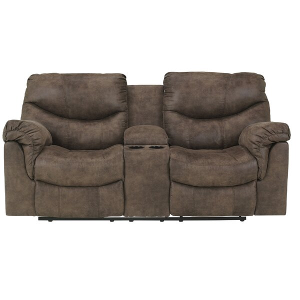 Top Quality Weddington Reclining Loveseat by Red Barrel Studio by Red Barrel Studio