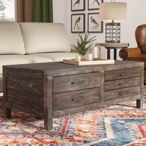 Portville Lift Top Coffee Table by Loon Peak