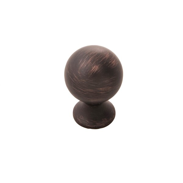 Fuller Round Knob By Belwith Keeler