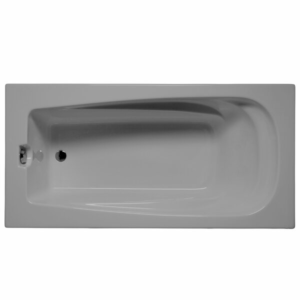 Fairfield 66 x 34 Air Jet Bathtub by Malibu Home Inc.