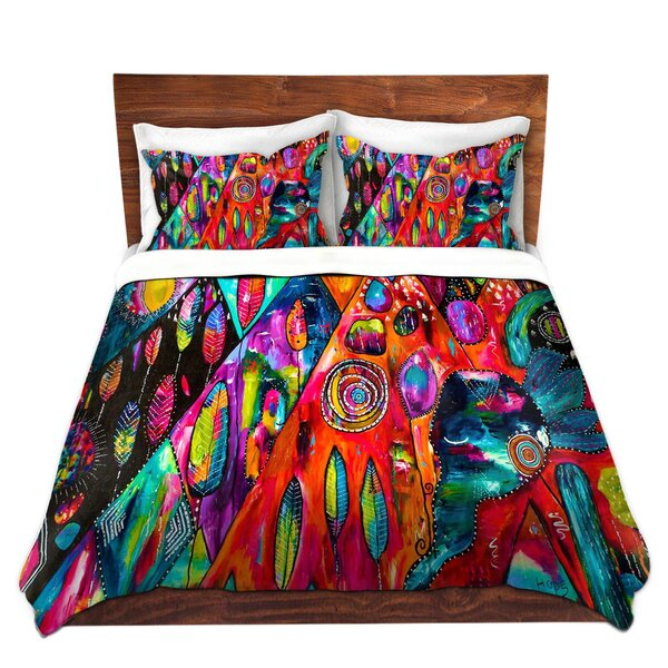 Mountains Of Hope Duvet Cover Set