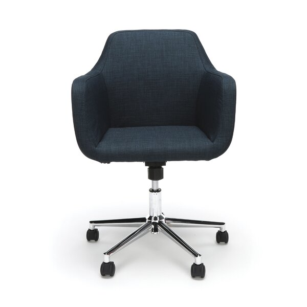 Rothenberg Upholstered Home Office Chair by Langley Street