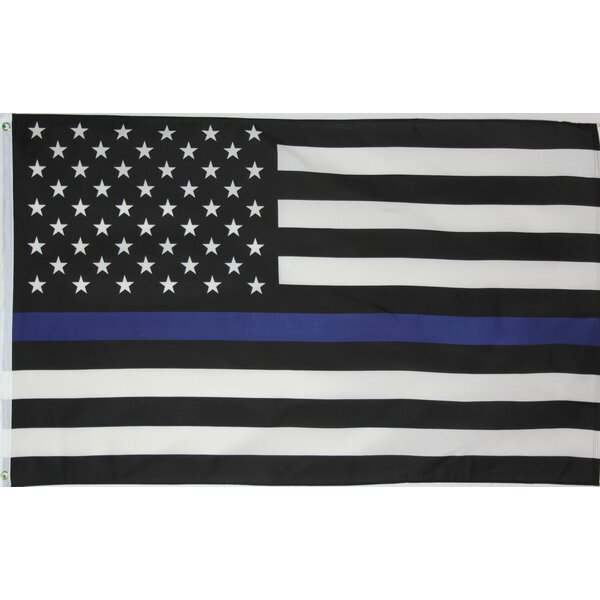 USA Heroes Edition Flag by Founding Fathers Flags