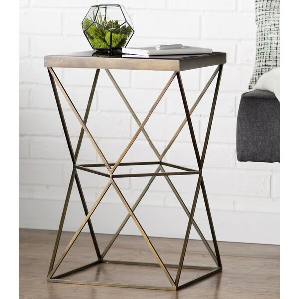 Gunnar Frame End Table by Langley Street