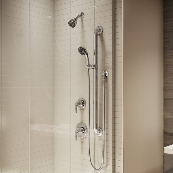 Origins Pressure Balanced Complete Shower System By Symmons