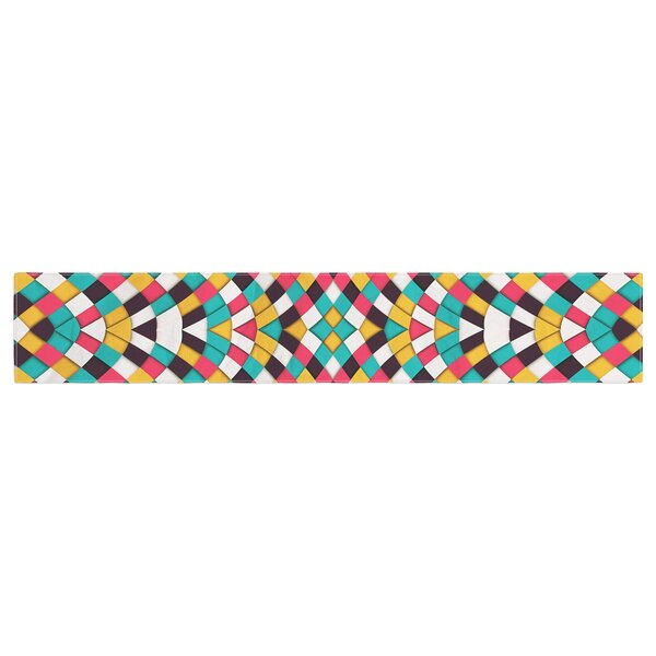Danny Ivan Retro Grade Table Runner by East Urban Home
