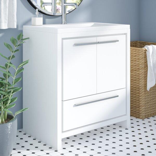 Melillo 29.5 Single Bathroom Vanity Set by Ivy Bro