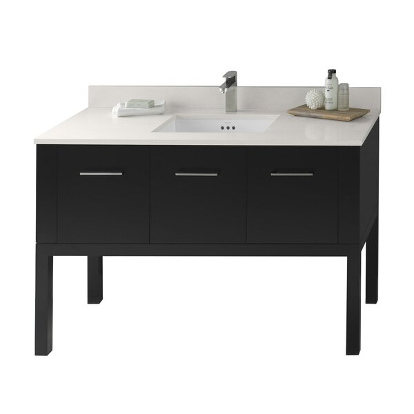 Calabria 49 Single Bathroom Vanity Set by Ronbow