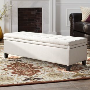 Loganton Storage Bench By Three Posts