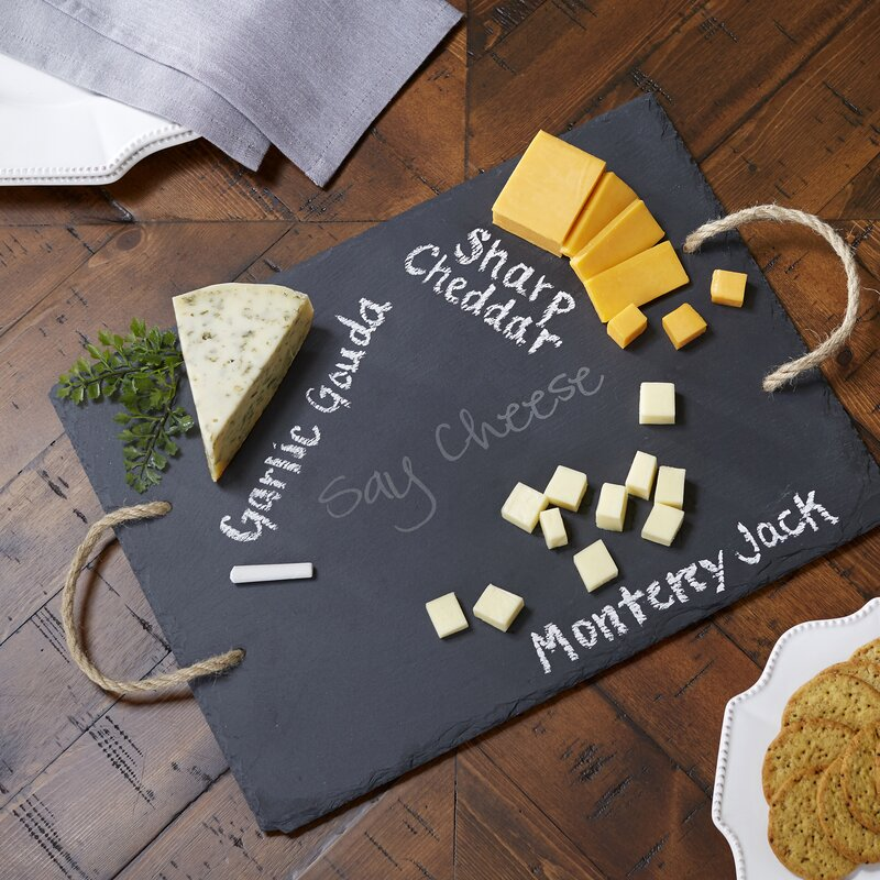 Nunnally Say Cheese Board