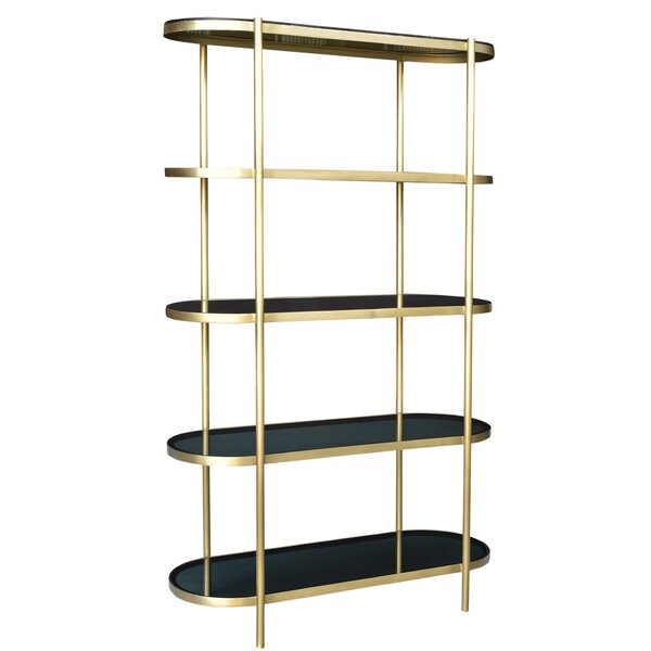 Hogansville Etagere Bookcase by Everly Quinn