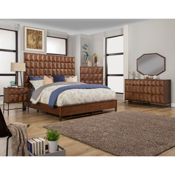 Braedon Panel Configurable Bedroom Set by Corrigan Studio