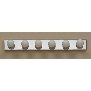Affordable Price Chairez 6-Light Bath Bar By Wrought Studio