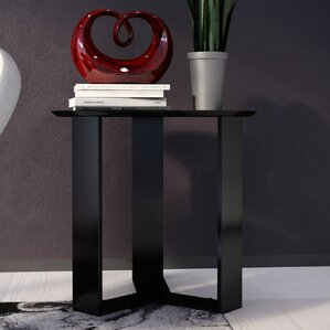 Emiliah Round End Table by Zipcode Design