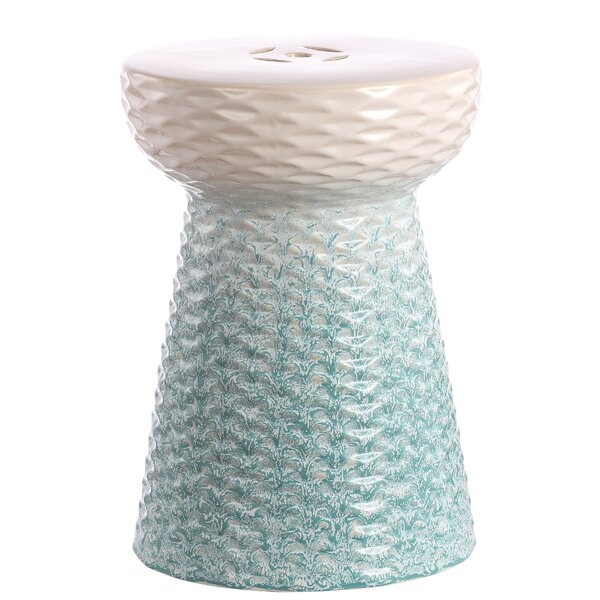 Jemma Garden Stool by Bungalow Rose