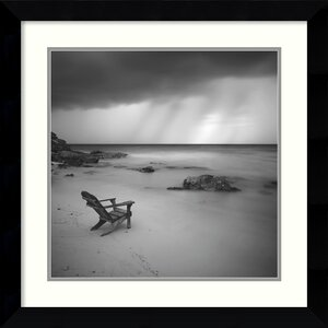 'Storm' by Moises Levy Framed Photographic Print by Amanti Art