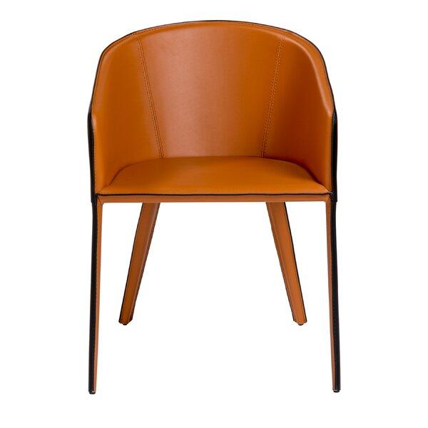 Wellkamp Upholstered Dining Chair By Orren Ellis