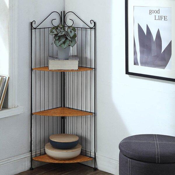 Sonia Corner Unit Bookcase By Winston Porter