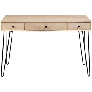 Searching for Bruce Writing Desk By Union Rustic