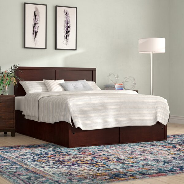 Erskine Full/Double Storage Platform Bed by Latitude Run