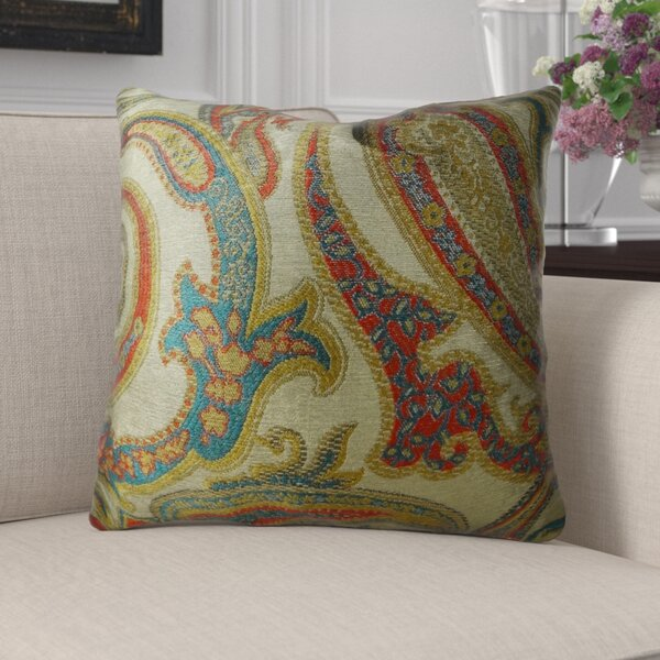 Bainbridge Handmade Luxury Pillow by Canora Grey