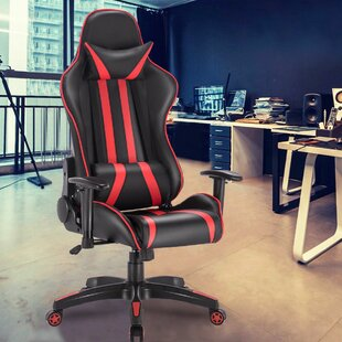 Buy luxury Ergonomic Game Chair By Ebern Designs