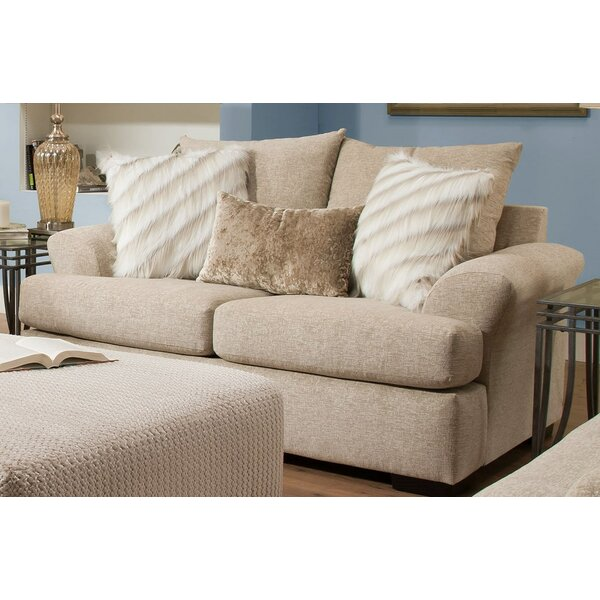 Shop Affordable Dillion Loveseat by Red Barrel Studio by Red Barrel Studio