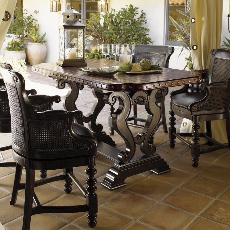Kingstown Sienna Bistro Dining Table Part 45