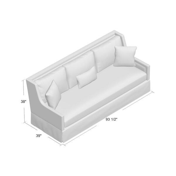 Amazing Helena High Back Sofa By Gabby No Copoun Sale Sofas Customarchery Wood Chair Design Ideas Customarcherynet