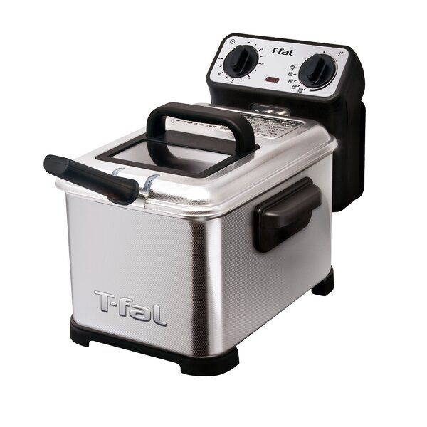 Family Professional 3.17 Qt. Deep Fryer by T-falFamily Professional 3.17 Qt. Deep Fryer by T-fal