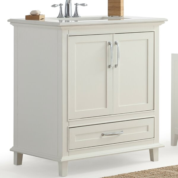 Ariana 31 Single Bathroom Vanity Set by Simpli Hom