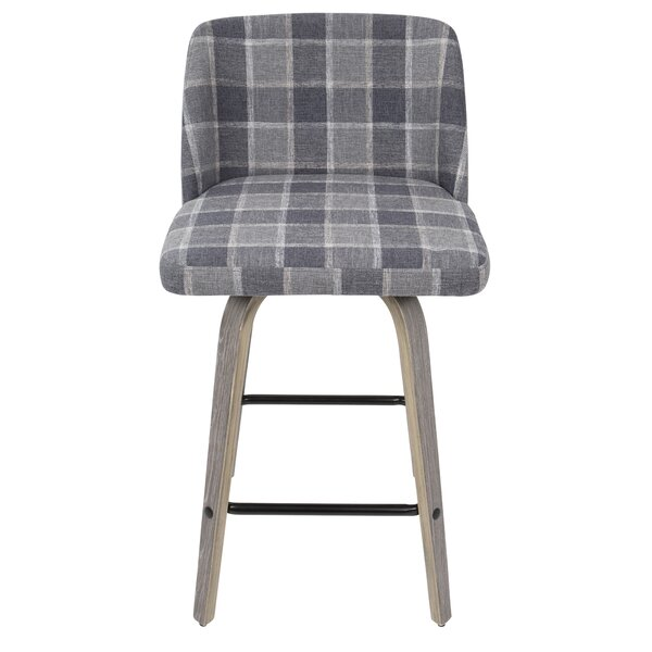 Fleeman 25.5 Bar Stool by Mercury Row