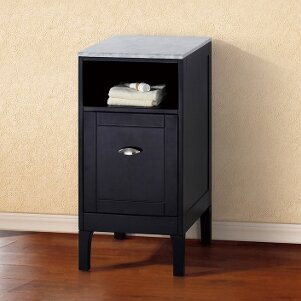 16 W x 32.3 H Cabinet by Bellaterra Home