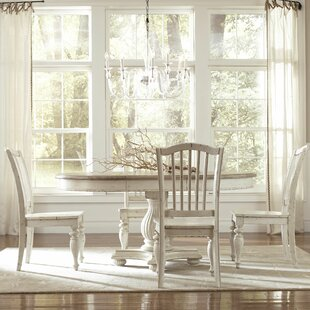 Quevillon 5 Piece Wood Dining Set By Lark Manor