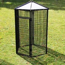 6 Sided Bird Aviary by K9 Kennel