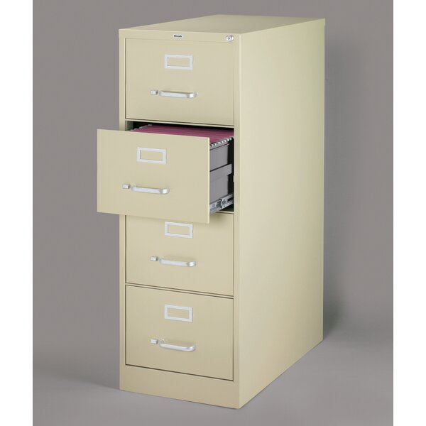 4-Drawer Commercial Legal Size  File Cabinet by CommClad