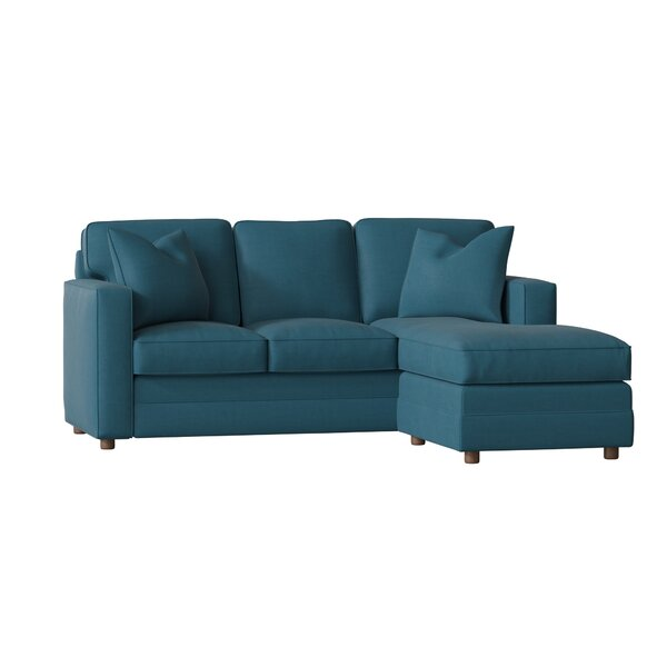 Best #1 Andrew Sectional By Wayfair Custom Upholstery™ Amazing