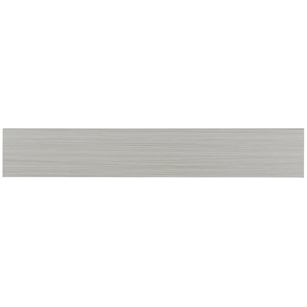 Fabrique 4 x 24 Porcelain Wood Look Tile in Crème Linen by Daltile