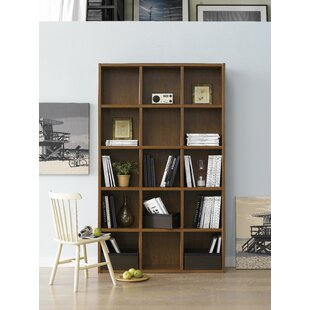 Find Techny Kline Cube Unit Bookcase By Boraam Industries Inc