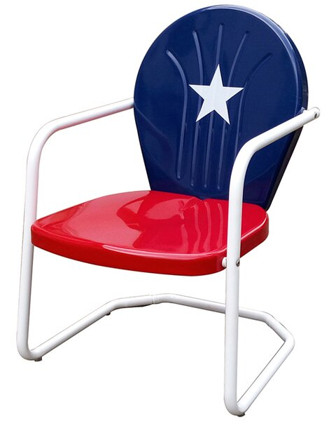 Texas Retro Chair by Leigh Country