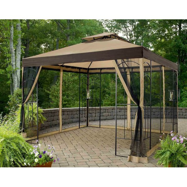 Replacement Canopy for Winslow Gazebo by Sunjoy