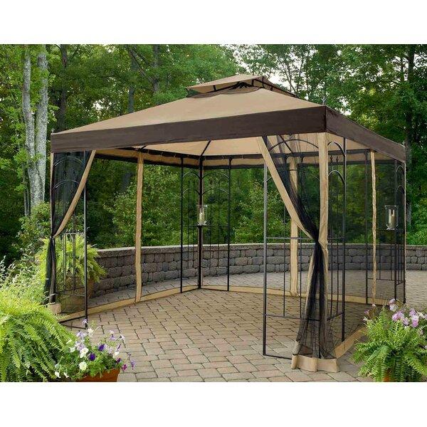 Replacement Canopy for Winslow Gazebo by Sunjoy
