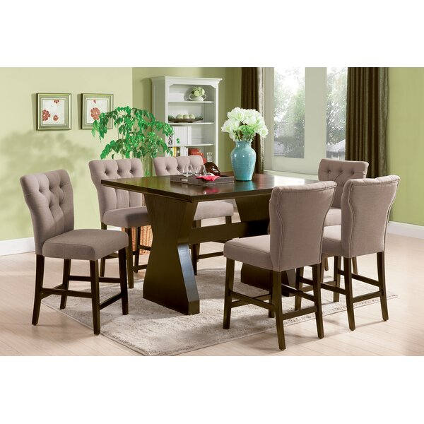 Meyersdale 7 Piece Dining Set by Darby Home Co